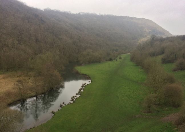 The River Wye from Monsal Head