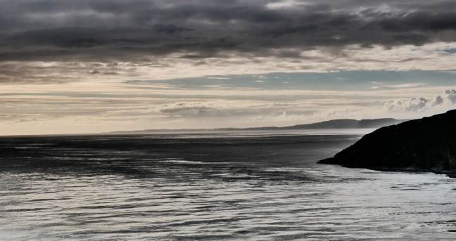 Corryvreckan Whirlpool, Jura, Scotland