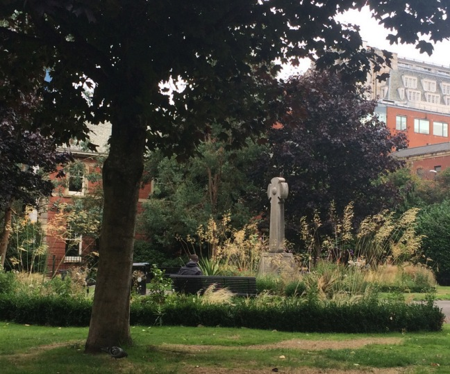 St John's Garden's, Manchester